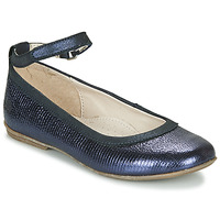 Cipők Lány Balerina cipők  Achile DANIELA Kék