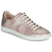 Cipők Lány Rövid szárú edzőcipők Achile PAULA Rózsaszín