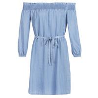 Ruhák Női Rövid ruhák Only ONLSAMANTHA Kék / Tiszta
