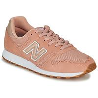 Cipők Női Rövid szárú edzőcipők New Balance NB WL373PSW Rózsaszín