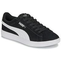 Cipők Női Rövid szárú edzőcipők Puma VIKKY V2 NOIR Fekete