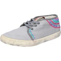 Cipők Női Rövid szárú edzőcipők Date AP518 Szürke