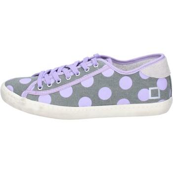Cipők Női Rövid szárú edzőcipők Date AP561 Szürke