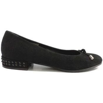 Cipők Női Balerina cipők  Guido Sgariglia AY112 Fekete