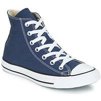 Cipők Magas szárú edzőcipők Converse CHUCK TAYLOR ALL STAR CORE HI Tengerész
