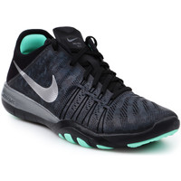 Cipők Női Fitnesz Nike Buty treningowe Wmns  Free TR 6 MTLC 849805-001 szary, czarny