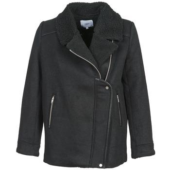 Ruhák Női Kabátok Suncoo ERWAN Fekete