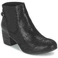 Cipők Női Bokacsizmák SPM GIRAFE Fekete