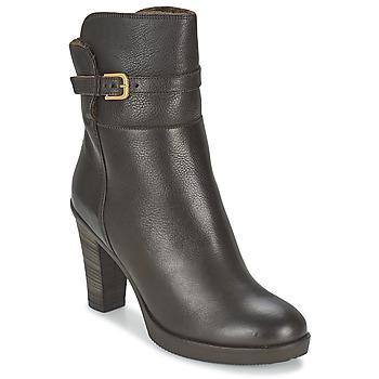 Cipők Női Bokacsizmák Fred de la Bretoniere COEVORDEN Barna