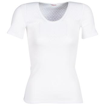 Fehérnemű Női Aláöltözetek Damart FANCY KNIT GRADE 4 Fehér