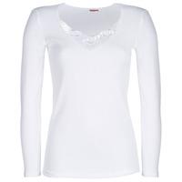 Fehérnemű Női Aláöltözetek Damart CLASSIC GRADE 3 Fehér