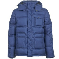 Ruhák Férfi Steppelt kabátok Wrangler THE GUARD Kék