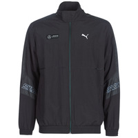 Ruhák Férfi Melegítő kabátok Puma MAPM STREET WOVEN JACKET MERCEDES Fekete