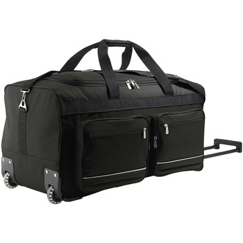 Táskák Puha bőröndök Sols VOYAGER BIG TRAVEL Negro