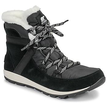 Cipők Női Csizmák Sorel WHITNEY FLURRY Fekete