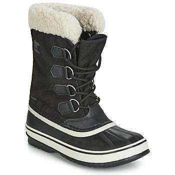 Cipők Női Hótaposók Sorel WINTER CARNIVAL Fekete