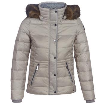 Ruhák Női Steppelt kabátok S.Oliver  Szürke