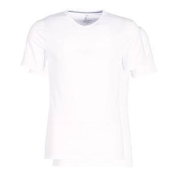 Fehérnemű Férfi Aláöltözetek DIM X-TEMP TOPS X 2 Fehér