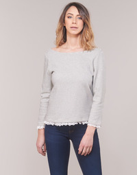 Ruhák Női Hosszú ujjú pólók Betty London KARA Fehér / Tengerész