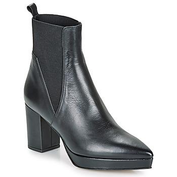 Cipők Női Csizmák Castaner OLGA Fekete