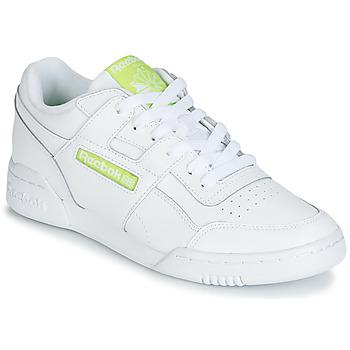 Cipők Rövid szárú edzőcipők Reebok Classic WORKOUT PLUS MU Fehér