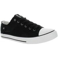 Cipők Férfi Tenisz Big Star DD174273 Fekete