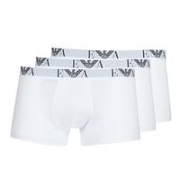 Fehérnemű Férfi Boxerek Emporio Armani CC715-111357-16512 Fehér