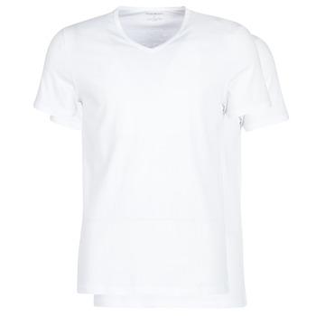 Ruhák Férfi Rövid ujjú pólók Emporio Armani CC722-111648-04710 Fehér