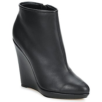 Cipők Női Bokacsizmák Bourne FONATOL Fekete