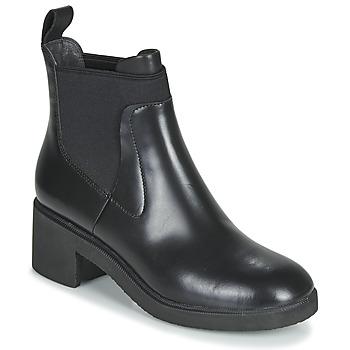 Cipők Női Csizmák Camper WONDER CHELSEA Fekete