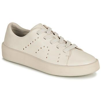 Cipők Női Rövid szárú edzőcipők Camper COURB Bézs
