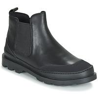 Cipők Női Csizmák Camper BRUTUS Fekete