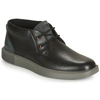 Cipők Férfi Oxford cipők Camper BILL Fekete