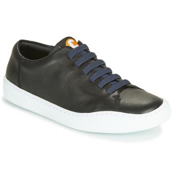 Cipők Női Oxford cipők Camper PEU TOURING Fekete