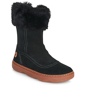 Cipők Lány Városi csizmák Camper KIDDO Fekete