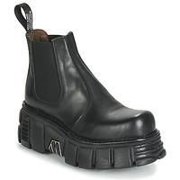 Cipők Csizmák New Rock M-1554-C1 Fekete