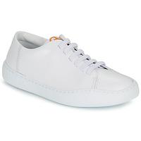 Cipők Női Rövid szárú edzőcipők Camper PEU TOURING Fehér