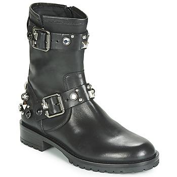 Cipők Női Csizmák Tosca Blu GISELLE Fekete