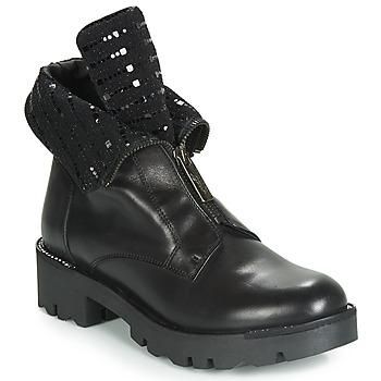 Cipők Női Csizmák Tosca Blu DIANE Fekete