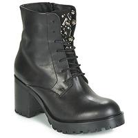 Cipők Női Bokacsizmák Tosca Blu KATE Fekete
