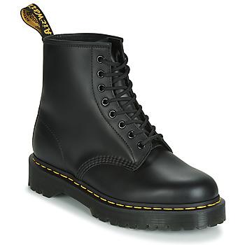 Cipők Csizmák Dr Martens 1460 BEX SMOOTH Fekete