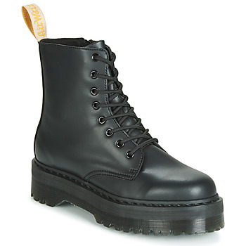 Cipők Női Csizmák Dr Martens VEGAN JADON II MONO Fekete