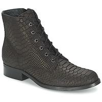 Cipők Női Csizmák Shoe Biz MOLETTA Fekete