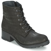Cipők Női Csizmák Shoe Biz RAMITKA Fekete