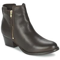 Cipők Női Csizmák Shoe Biz ROVELLA Barna