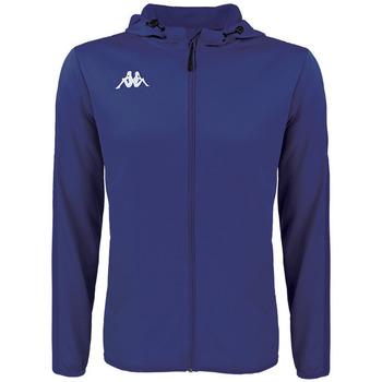 Ruhák Férfi Melegítő kabátok Kappa Veste  Telve bleu royale