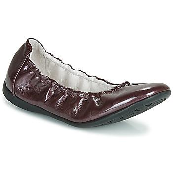 Cipők Lány Balerina cipők / babák Ramdam LIBRE Bordó