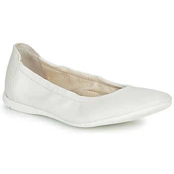 Cipők Lány Balerina cipők  Ramdam LIBRE Fehér