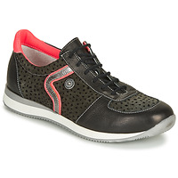 Cipők Lány Rövid szárú edzőcipők Catimini CISTUDE Fekete