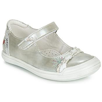 Cipők Lány Balerina cipők  GBB MARION Ezüst